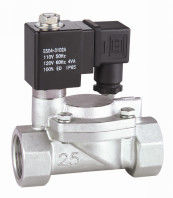 Energy Saving Pilot Operated Electric Water Valves DFD Series With Digital Timer