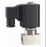"2 Way Stainless Steel 15mm High Pressure Solenoid Valve 1/2""Normally Open"