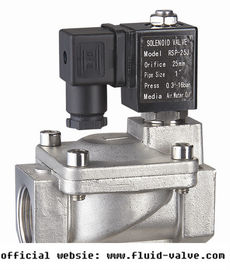 SS 2 Inch Water Solenoid Valve 24V Solenoid Valve Water RSP Series